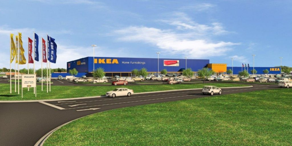 New Businesses Opening in Fishers - Ikea