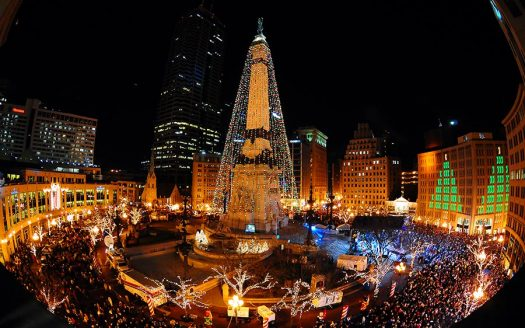 Indianapolis Christmas Lights Archives Kim Carpenter The We