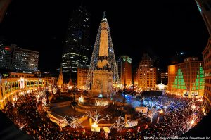 Indianapolis Christmas Lights