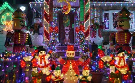 Best Christmas Lights in Indianapolis