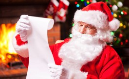 Where to see Santa in Indianapolis