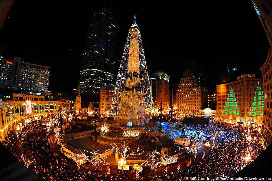 Christmas In Indiana.Indianapolis Christmas Lights We Sell Indy Teamkim